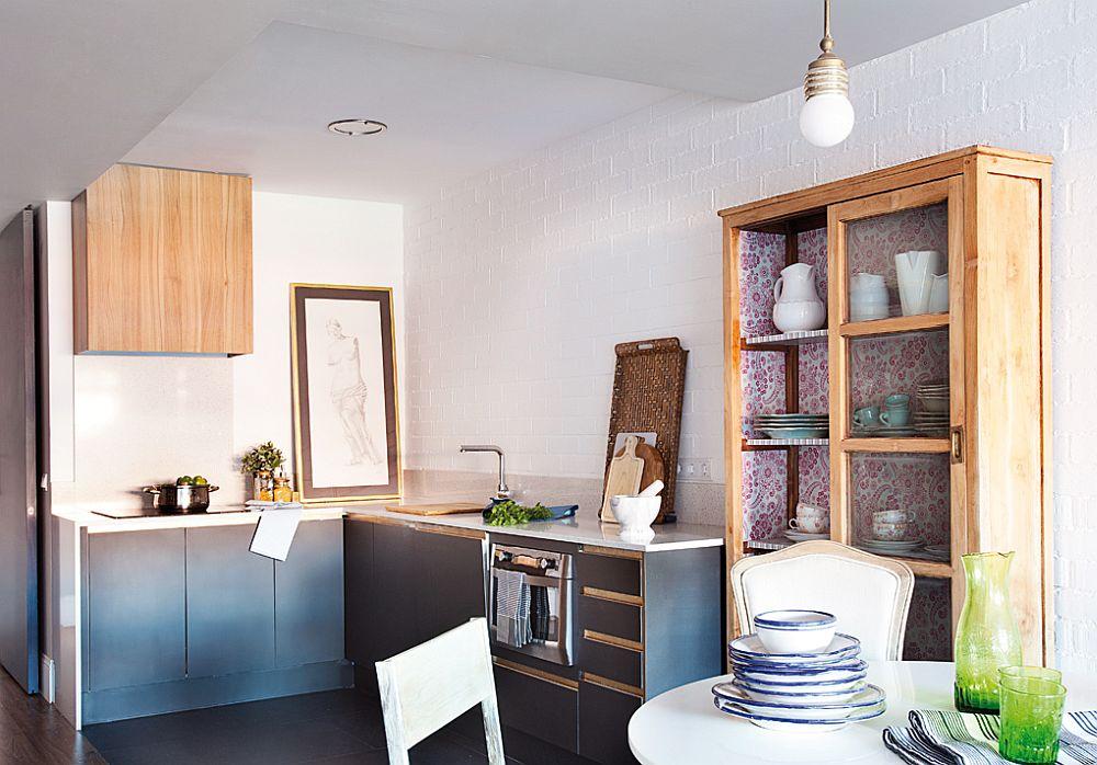 adelaparvu.com despre locuinta amenajata ca un loft, apartament Madrid, designer Maria Lopez (6)