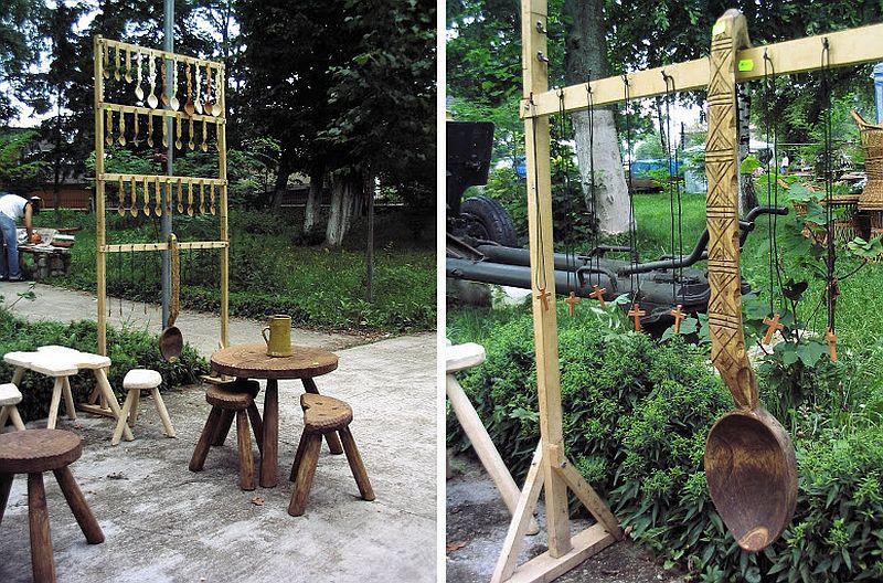 adelaparvu.com despre mesteri romani Nucu Benta si Codrin Benta din Falticeni, mobila din lemn traditionala si obiecte din lemn scuptate traditional, Romanian craftsmen (5)
