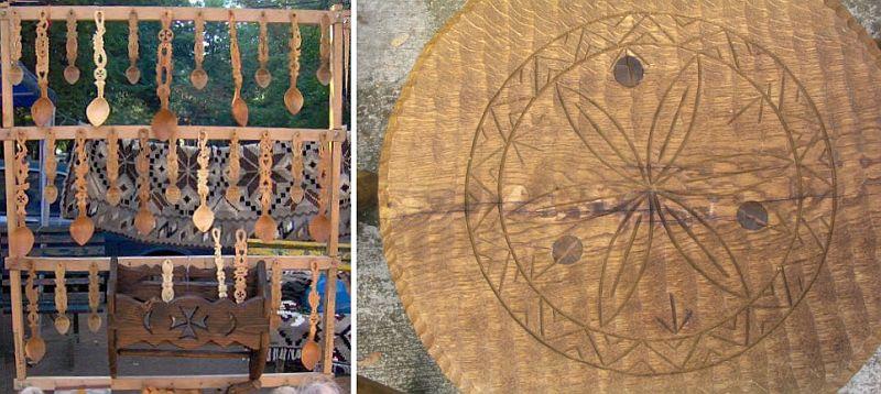 adelaparvu.com despre mesteri romani Nucu Benta si Codrin Benta din Falticeni, mobila din lemn traditionala si obiecte din lemn scuptate traditional, Romanian craftsmen (9)
