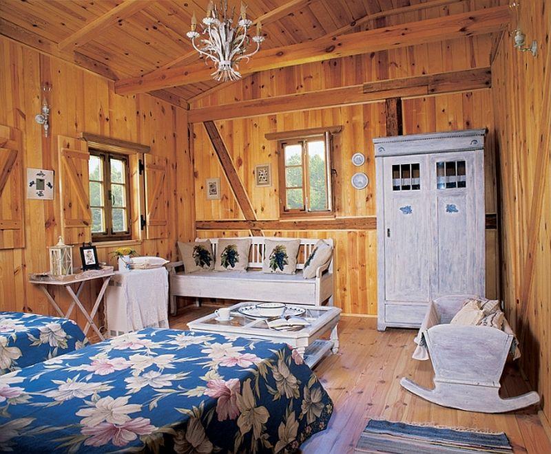 adelaparvu.com despre moara transformata in casa de vacanta, casa Polonia, Foto Joanna Siedlar (12)