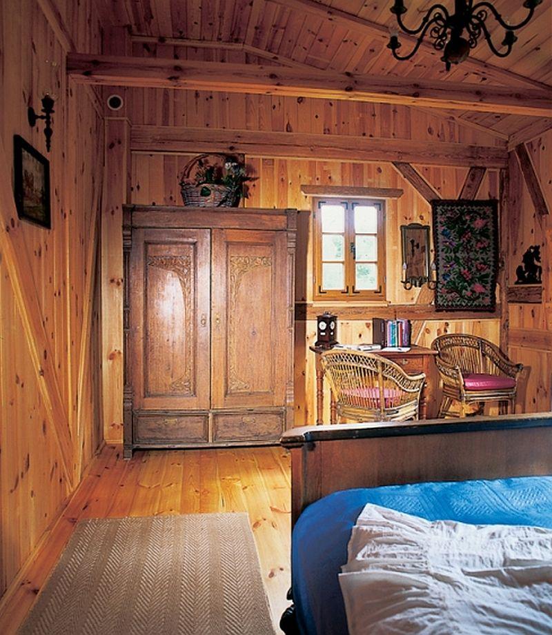 adelaparvu.com despre moara transformata in casa de vacanta, casa Polonia, Foto Joanna Siedlar (17)