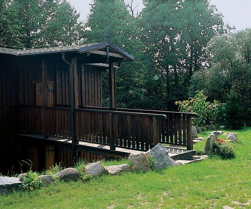 adelaparvu.com despre moara transformata in casa de vacanta, casa Polonia, Foto Joanna Siedlar (6)