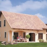 adelaparvu.com despre model de casa mediteraneana 136 mp, model Bonita, varianta 156, Hanse Haus, Germania (1)