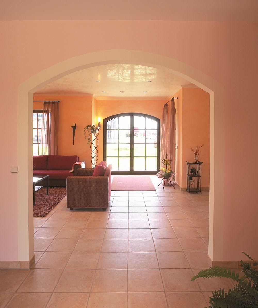 adelaparvu.com despre model de casa mediteraneana 136 mp, model Bonita, varianta 156, Hanse Haus, Germania (4)
