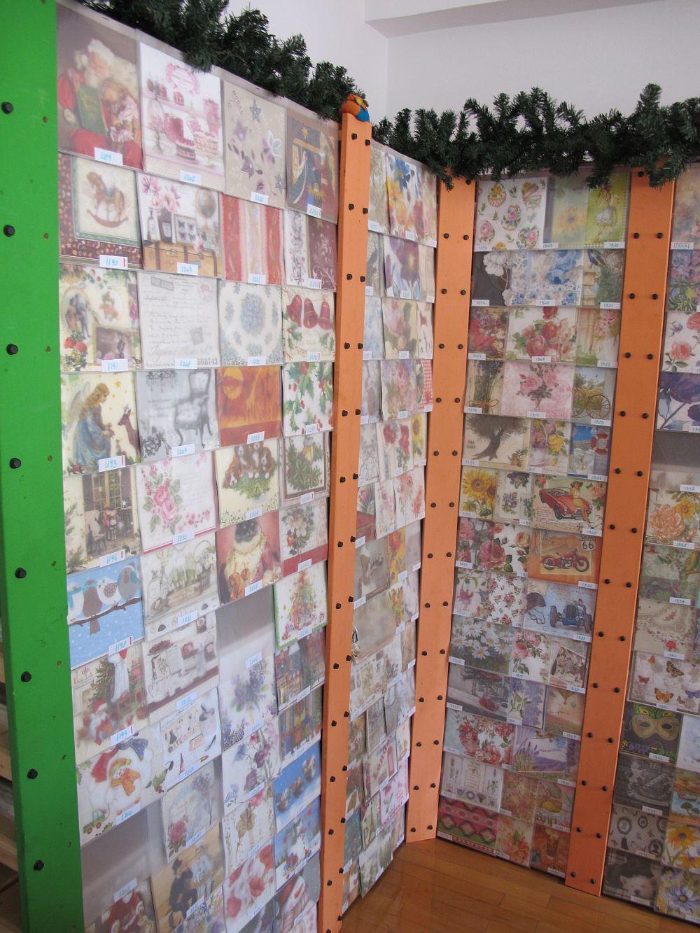adelaparvu.com despre modele de servetele, hartie de orez, hartie decoupage Tinker Romania (52)