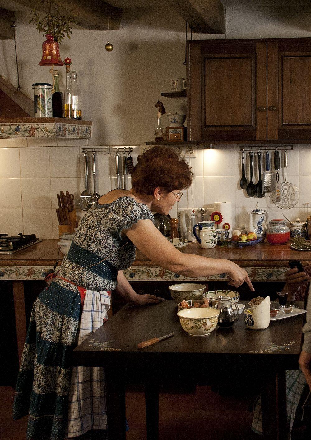 adelaparvu.com despre pensiunea Casa cu Zorele, case traditionale transilvanene, bedandbreakfast Crit, Transilvania, Romania (10)