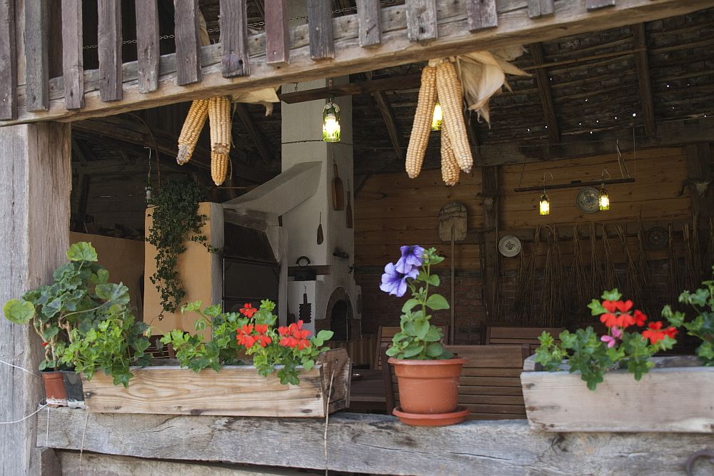 adelaparvu.com despre pensiunea Casa cu Zorele, case traditionale transilvanene, bedandbreakfast Crit, Transilvania, Romania (21)
