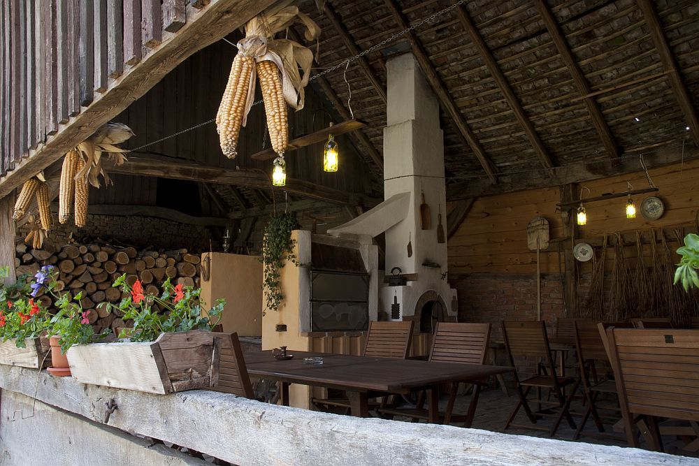 adelaparvu.com despre pensiunea Casa cu Zorele, case traditionale transilvanene, bedandbreakfast Crit, Transilvania, Romania (34)