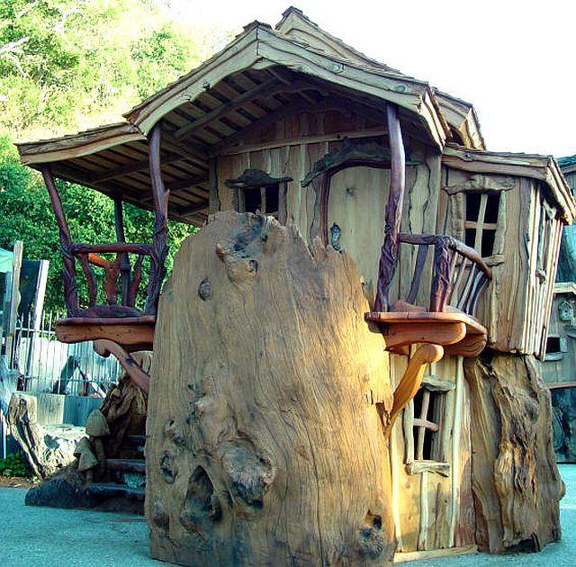 adelaparvu.com despre sculpturi cu drujba Steve Blanchard (2)
