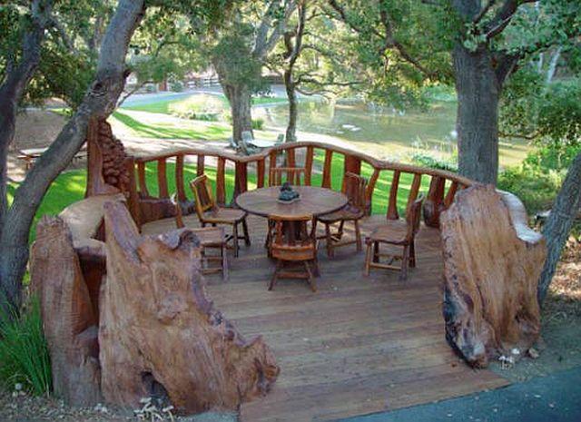adelaparvu.com despre sculpturi cu drujba Steve Blanchard (3)