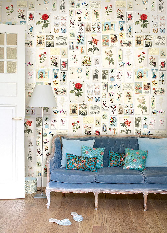 adelaparvu.com despre tapete model Brocante-Pip Studio
