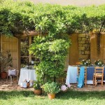adelaparvu.com despre terasa umbrita cu glicina si vita de vie, Foto Elmueble