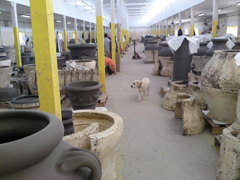 adelaparvu.com despre vase, ghivece, statuete, jardiniere din teracota, design Terecote, Sighisoara (10)
