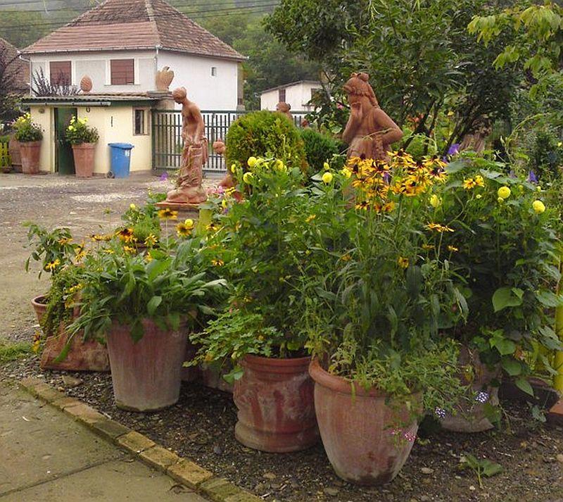adelaparvu.com despre vase, ghivece, statuete, jardiniere din teracota, design Terecote, Sighisoara (26)