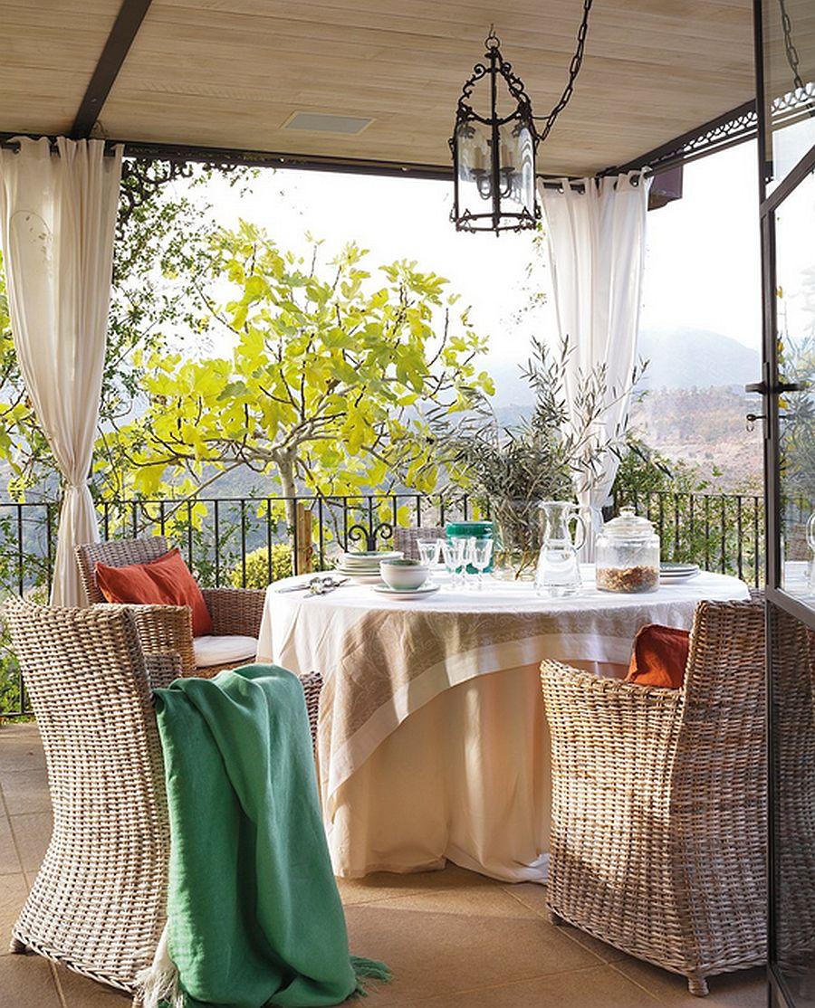 adelaparvu.com casa in stil mediteranean combinat cu stil nordic,casa Marbella, Spania, Foto El Mueble, design Cesar de Leyva (11)