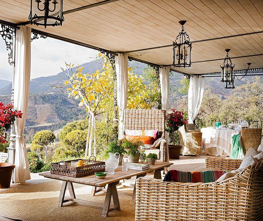 adelaparvu.com casa in stil mediteranean combinat cu stil nordic,casa Marbella, Spania, Foto El Mueble, design Cesar de Leyva (15)