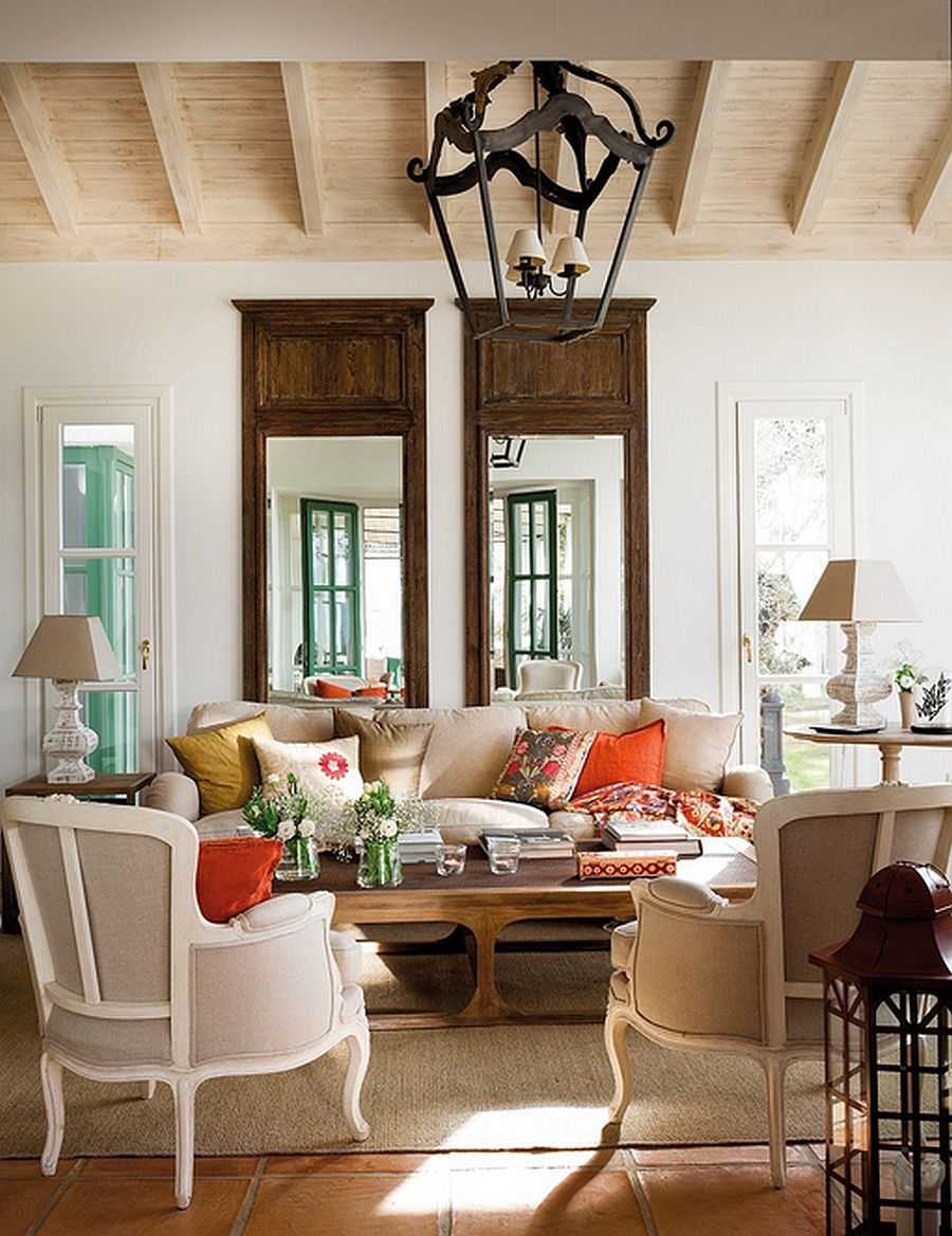 adelaparvu.com casa in stil mediteranean combinat cu stil nordic,casa Marbella, Spania, Foto El Mueble, design Cesar de Leyva (3)