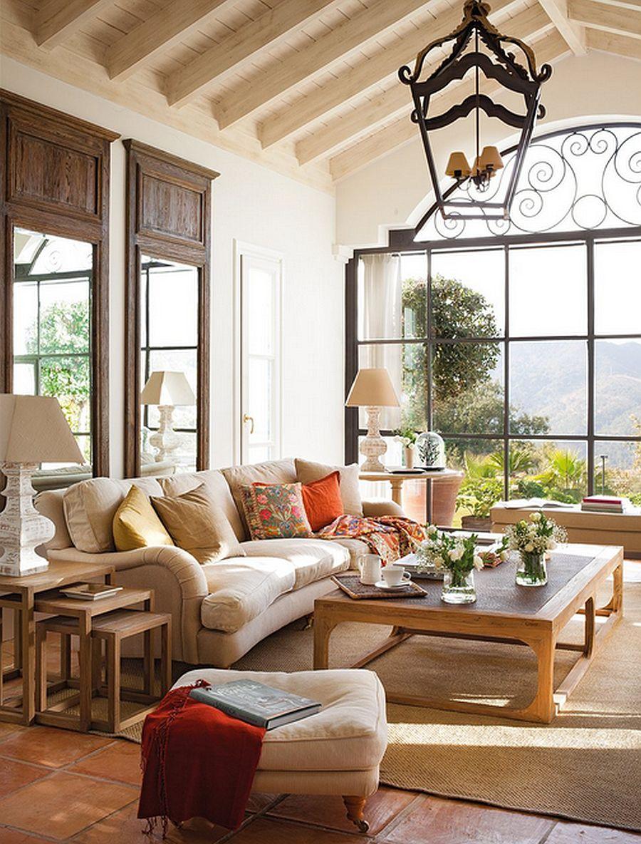 adelaparvu.com casa in stil mediteranean combinat cu stil nordic,casa Marbella, Spania, Foto El Mueble, design Cesar de Leyva (4)
