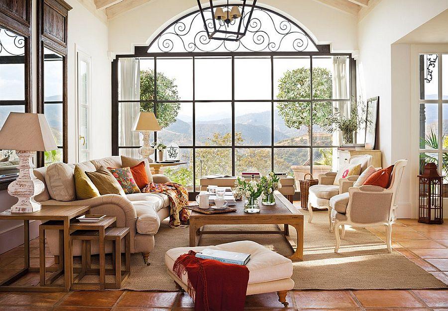 adelaparvu.com casa in stil mediteranean combinat cu stil nordic,casa Marbella, Spania, Foto El Mueble, design Cesar de Leyva (5)