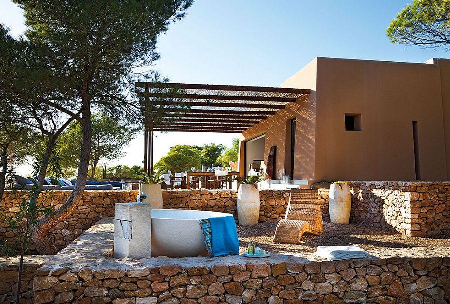 adelaparvu.com casa la mare in Formentera, Spania, arhitect Benjamin Calleja, foto ElMueble (1)