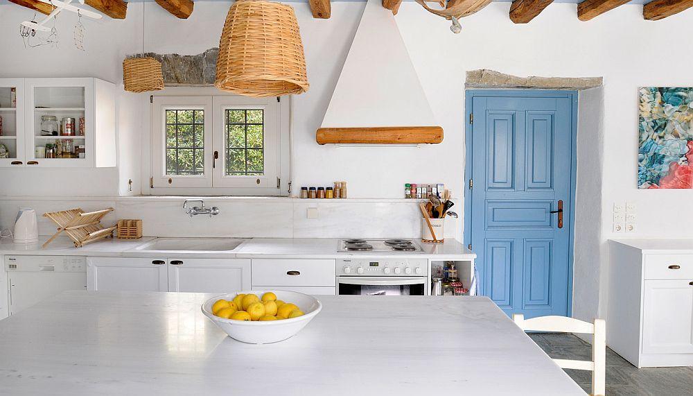 adelaparvu.com despre Bright blue villas, Grecia, Villa Amarrilys, Serifos (3)