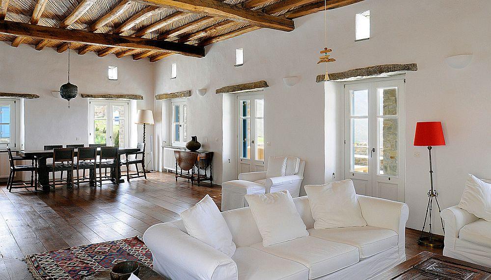 adelaparvu.com despre Bright blue villas, Grecia, Villa Amarrilys, Serifos (4)