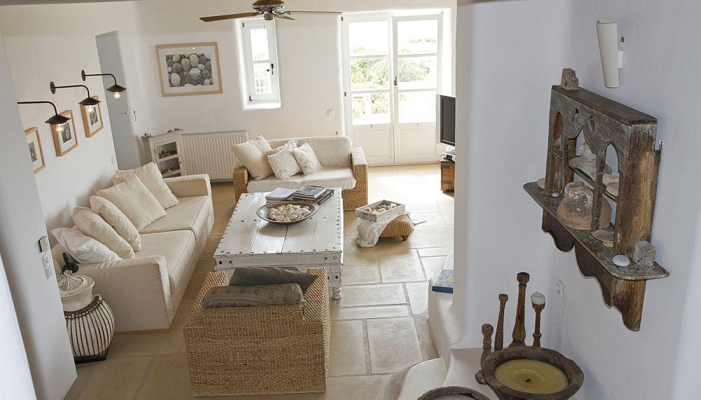 adelaparvu.com despre Bright blue villas, Grecia, Villa Amethyst, Paros  (1)