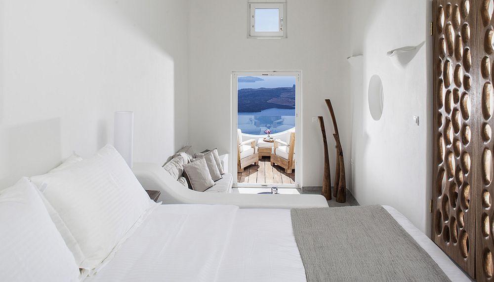 adelaparvu.com despre Bright blue villas, Grecia, Villa Anemone, Santorini (1)