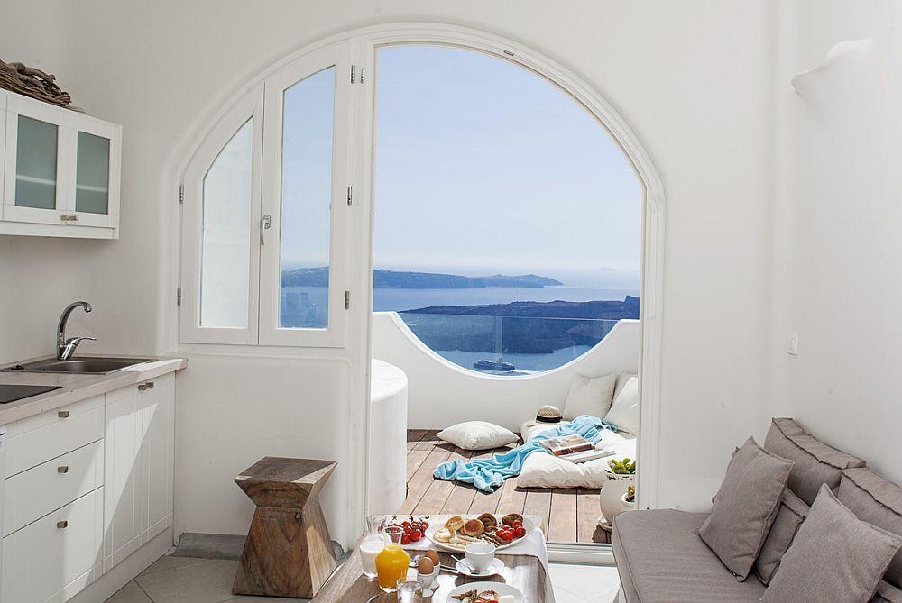 adelaparvu.com despre Bright blue villas, Grecia, Villa Anemone, Santorini (2)