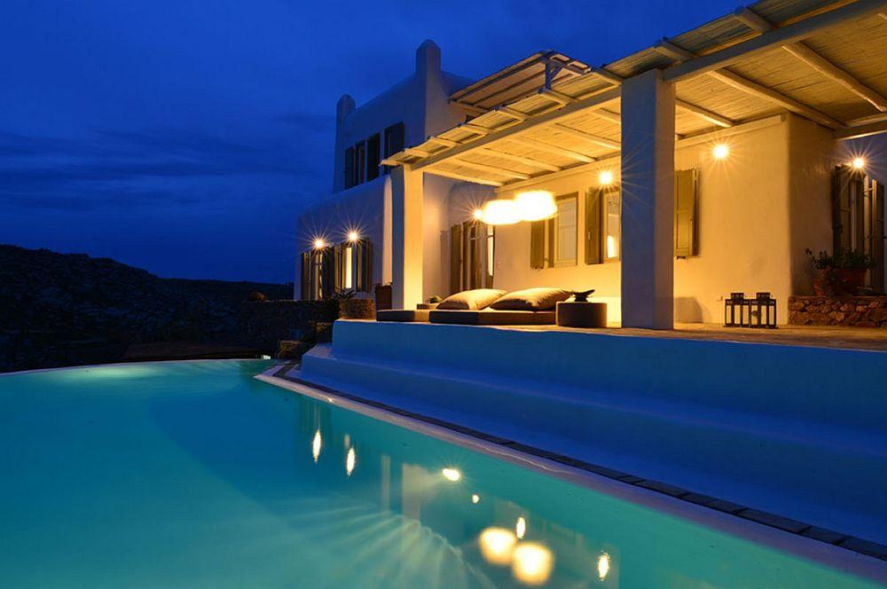 adelaparvu.com despre Bright blue villas, Grecia,Villa Dione, Mykonos (6)