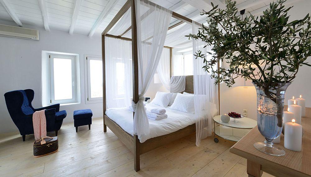 adelaparvu.com despre Bright blue villas, Grecia,Villa Dione, Mykonos (7)