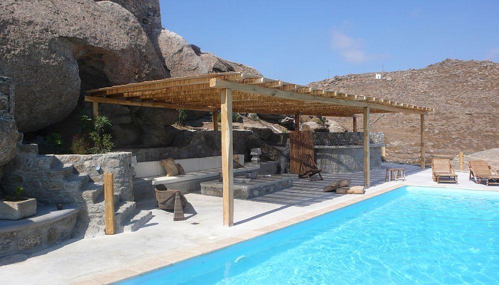 adelaparvu.com despre Bright blue villas, Grecia,Villa Emilia, Mykonos (1)