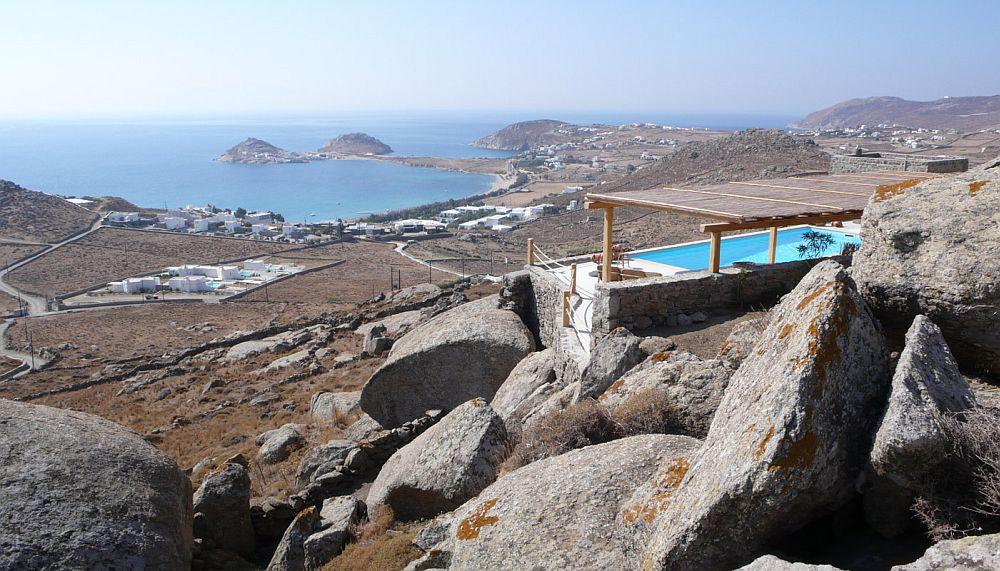 adelaparvu.com despre Bright blue villas, Grecia,Villa Emilia, Mykonos (10)