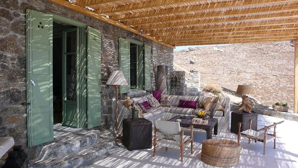 adelaparvu.com despre Bright blue villas, Grecia,Villa Emilia, Mykonos (12)