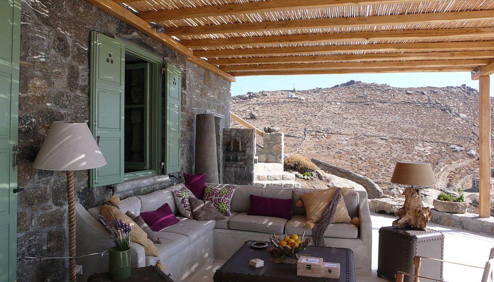 adelaparvu.com despre Bright blue villas, Grecia,Villa Emilia, Mykonos (2)