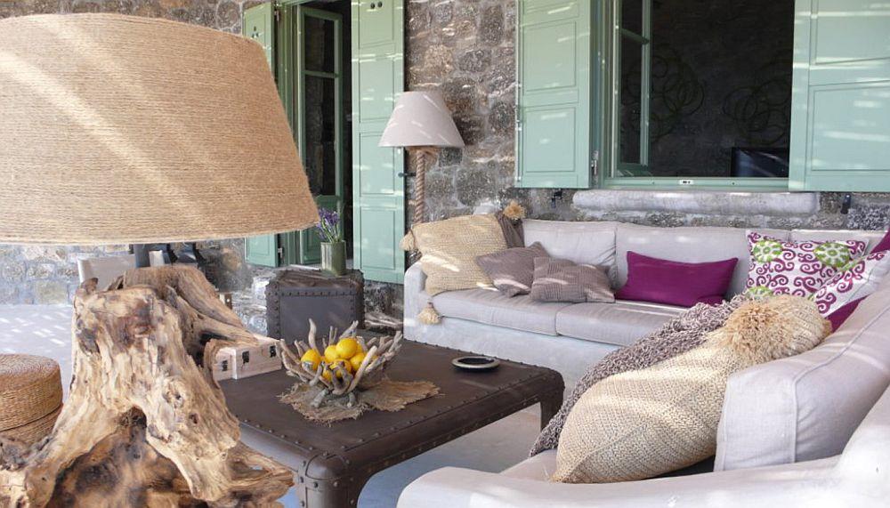 adelaparvu.com despre Bright blue villas, Grecia,Villa Emilia, Mykonos (5)