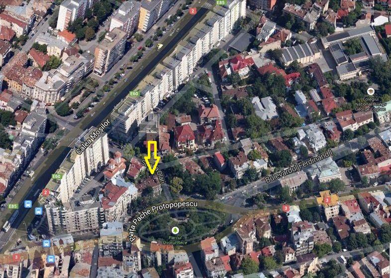 adelaparvu.com despre Plastilina, terasa in Bucuresti (2)