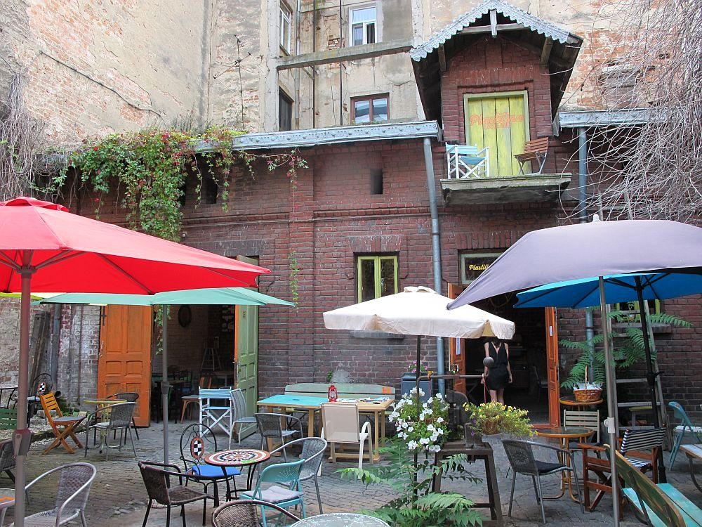 adelaparvu.com despre Plastilina, terasa in Bucuresti (23)