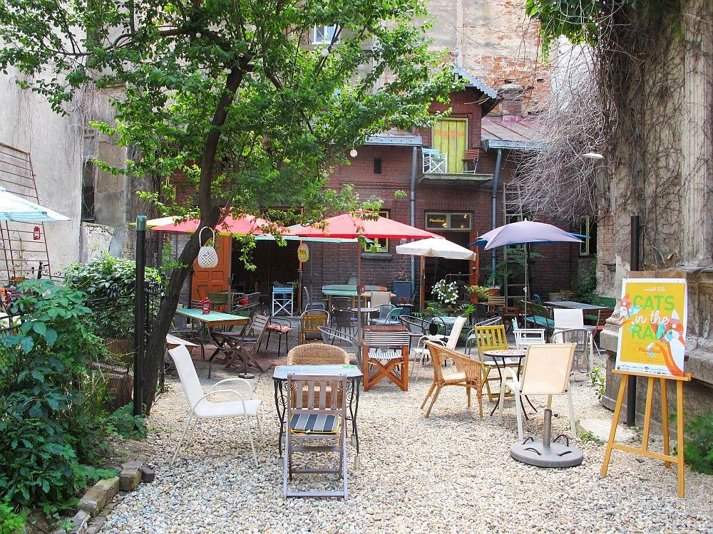 adelaparvu.com despre Plastilina, terasa in Bucuresti (37)
