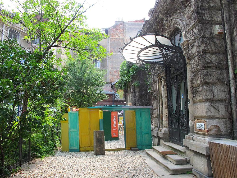 adelaparvu.com despre Plastilina, terasa in Bucuresti (38)