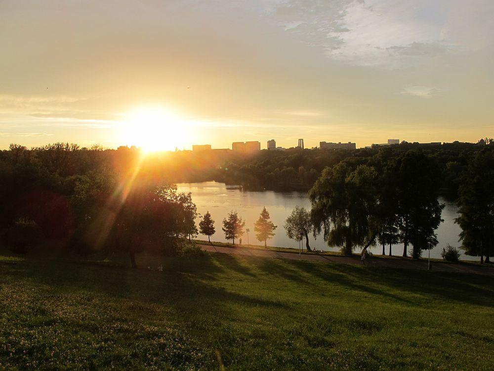adelaparvu.com despre The Park, complex rezidential Bucuresti, imagini Parcul Tineretului (4)
