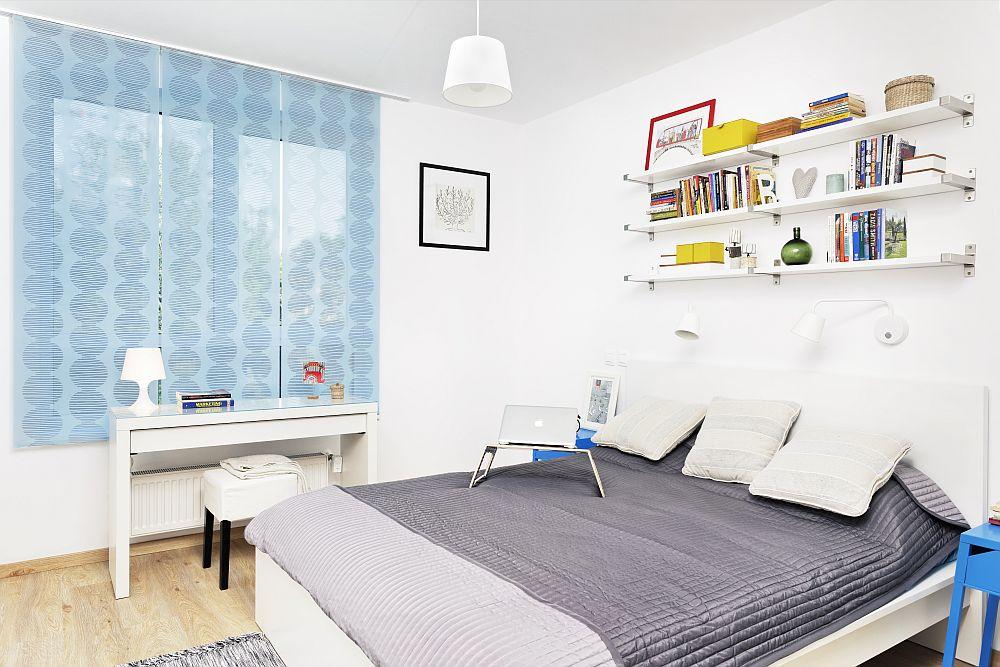 adelaparvu.com despre apartament de doua camere 51 mp, blocul The Park Bucuresti (10)