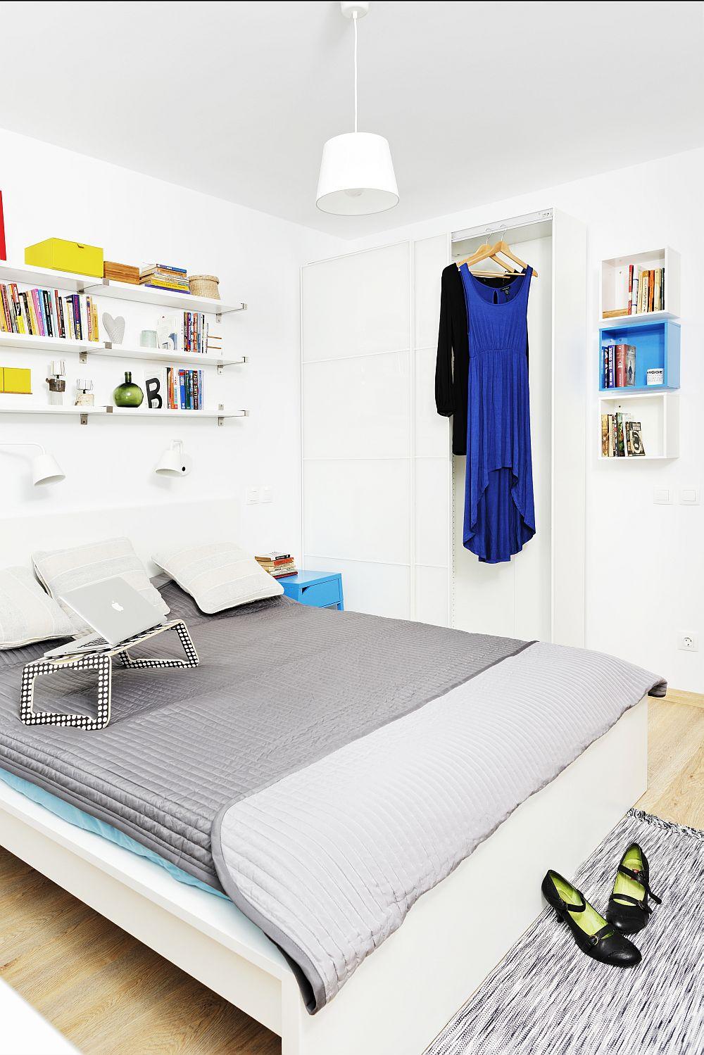 adelaparvu.com despre apartament de doua camere 51 mp, blocul The Park Bucuresti (11)