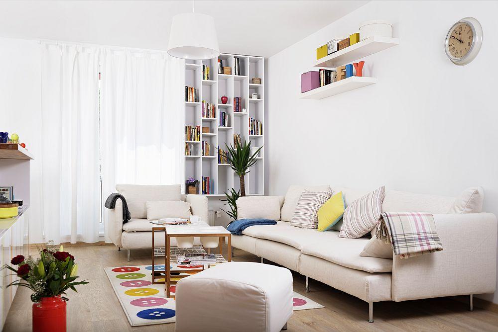 adelaparvu.com despre apartament de doua camere 51 mp, blocul The Park Bucuresti (12)