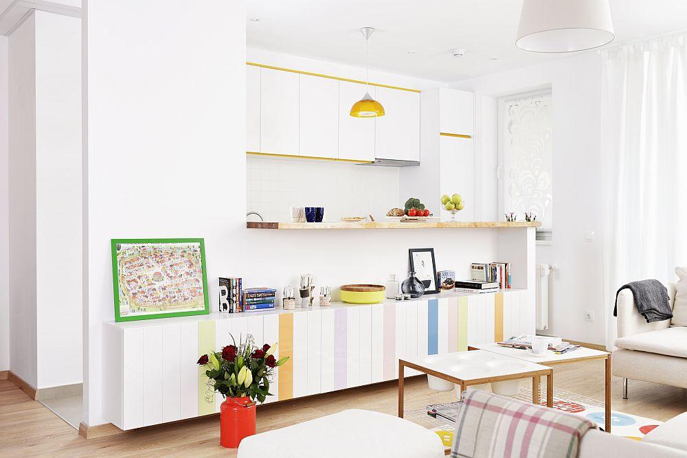 adelaparvu.com despre apartament de doua camere 51 mp, blocul The Park Bucuresti (13)