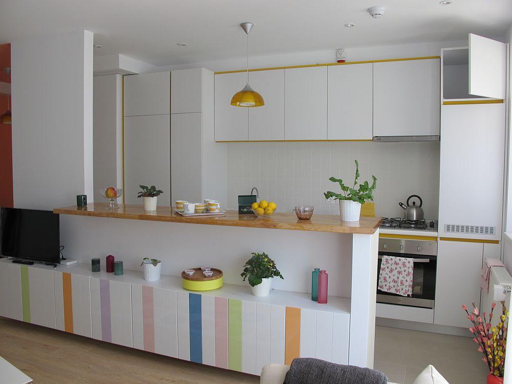 adelaparvu.com despre apartament de doua camere 51 mp, blocul The Park Bucuresti (16)