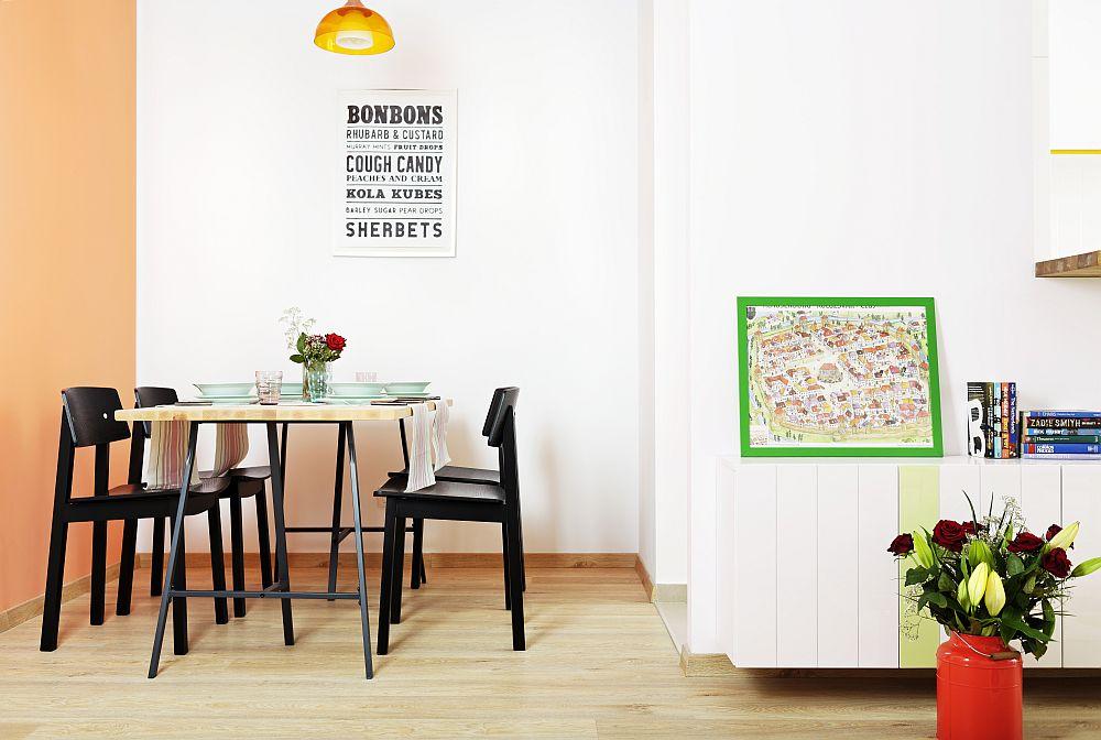 adelaparvu.com despre apartament de doua camere 51 mp, blocul The Park Bucuresti (2)