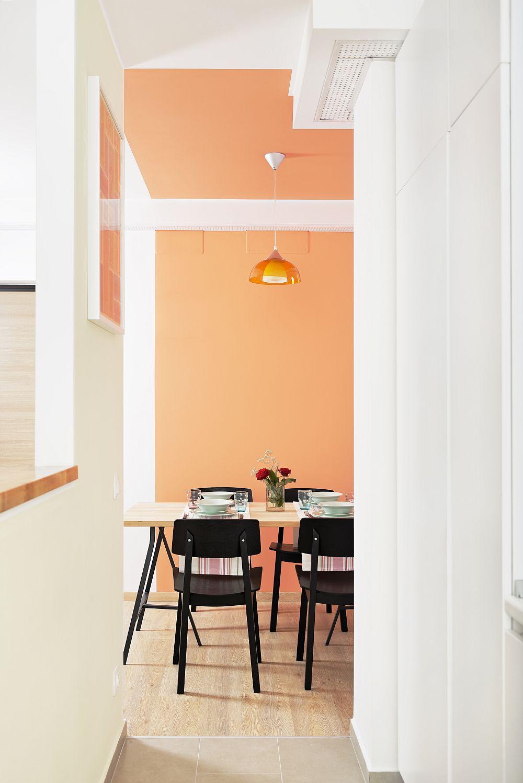 adelaparvu.com despre apartament de doua camere 51 mp, blocul The Park Bucuresti (3)