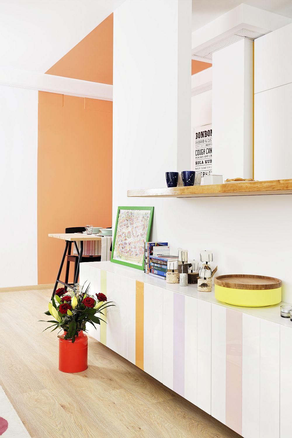 adelaparvu.com despre apartament de doua camere 51 mp, blocul The Park Bucuresti (4)