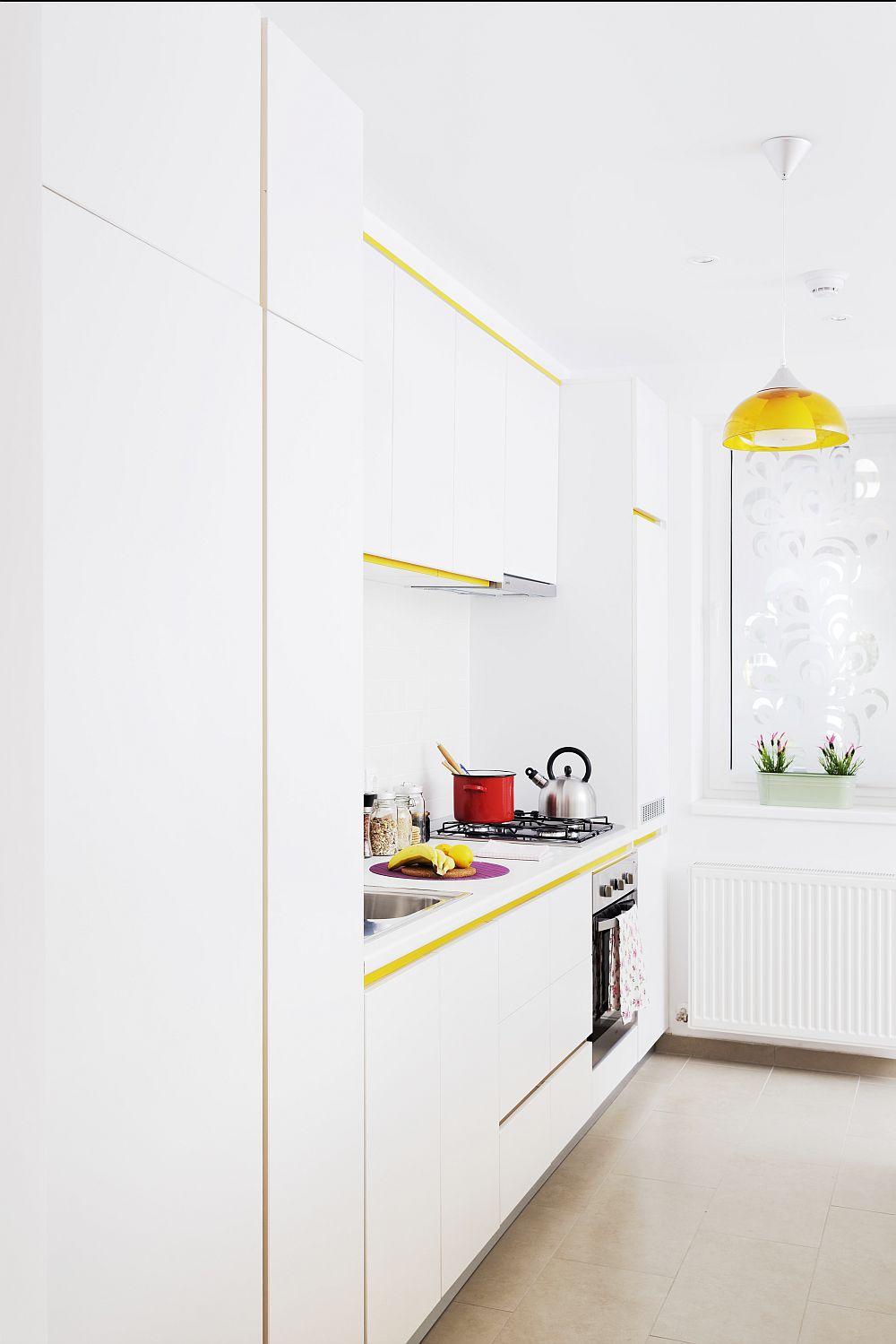 adelaparvu.com despre apartament de doua camere 51 mp, blocul The Park Bucuresti (6)